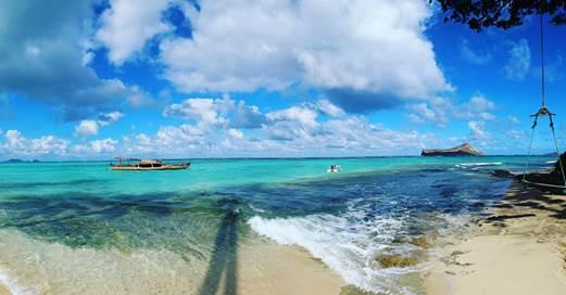 人気インスタグラマーがハワイを旅する「3Rgram」が始動/ワイマナロビーチ(提供画像)