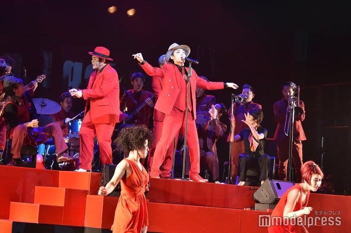 舞台『アルトゥロ・ウイの興隆』公開ゲネプロ(C)モデルプレス