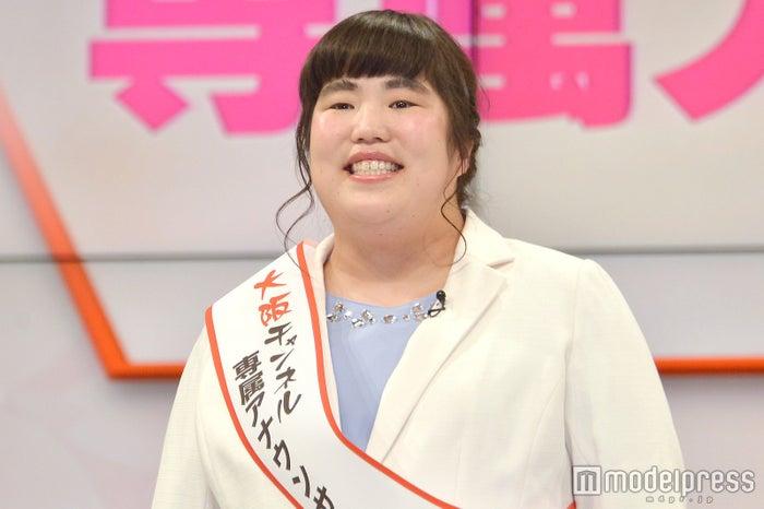「大阪チャンネル」アナウンサーに就任したゆりやんレトリィバァ (C)モデルプレス