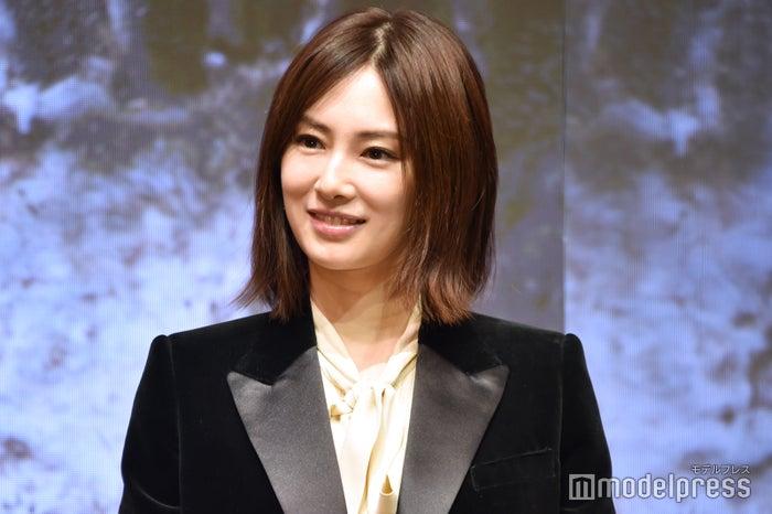 産後初公の場に登場した北川景子/2020年11月2日撮影(C)モデルプレス