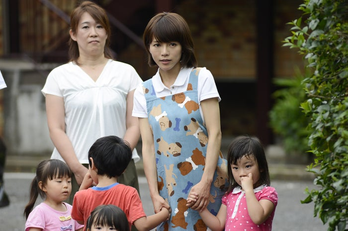 釈由美子(画像提供:テレビ朝日)