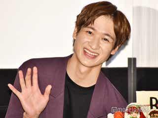 キスマイ宮田俊哉、サプライズに歓喜 今年は「日本一かわいい32ちゃい」<劇場版BEM~BECOME HUMAN>