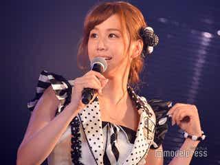AKB48大家志津香、街頭インタビューで声かけられる「知名度を上げていきたい」
