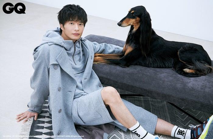 田中圭『GQ JAPAN』2019年9月号 Photographed by SASU TEI @ WTOKYO(C)2019 CONDE NAST JAPAN. All rights reserved.