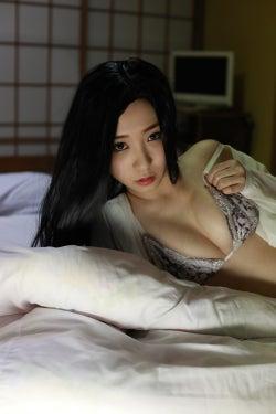 伊織もえ(C)LUCKMAN/週刊プレイボーイ