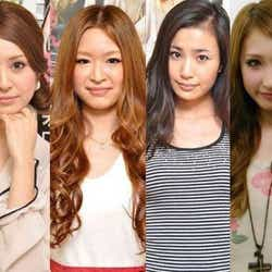 (左から)大江佳恋さん、村上紫保さん、佐竹菜奈さん、須川未来さん、田辺音羽さん、高園あずささん