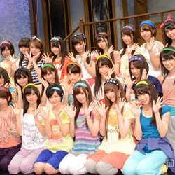 舞台「16人のプリンシパル」公開リハーサルに登場した乃木坂46