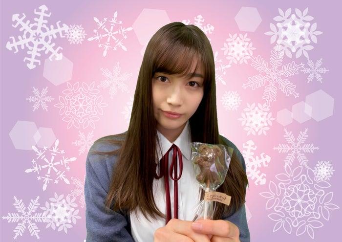 中村ゆりか(画像提供:テレビ朝日)