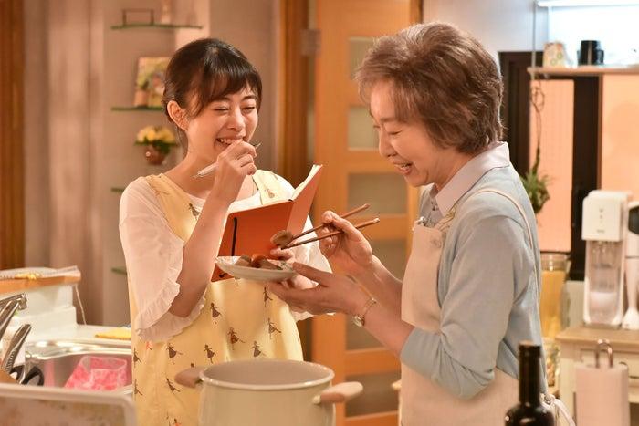 高畑充希、三田佳子/「過保護のカホコ」第8話より(画像提供:日本テレビ)