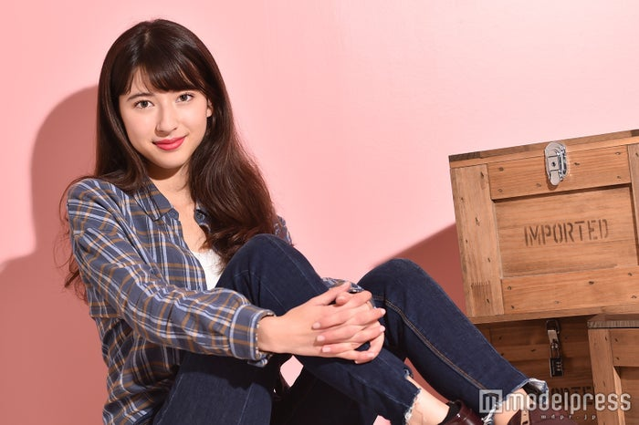 LINA(吉村リナ)/(C)モデルプレス