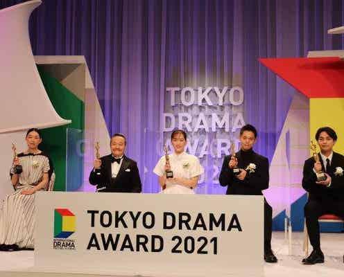 長瀬智也主演「俺の家の話」が作品賞『連続ドラマ部門』グランプリを受賞<東京ドラマアウォード2021>