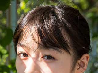 "森七菜、""高校生活最後の記念""貴重な制服カット収録 1st写真集「Peace」発表"