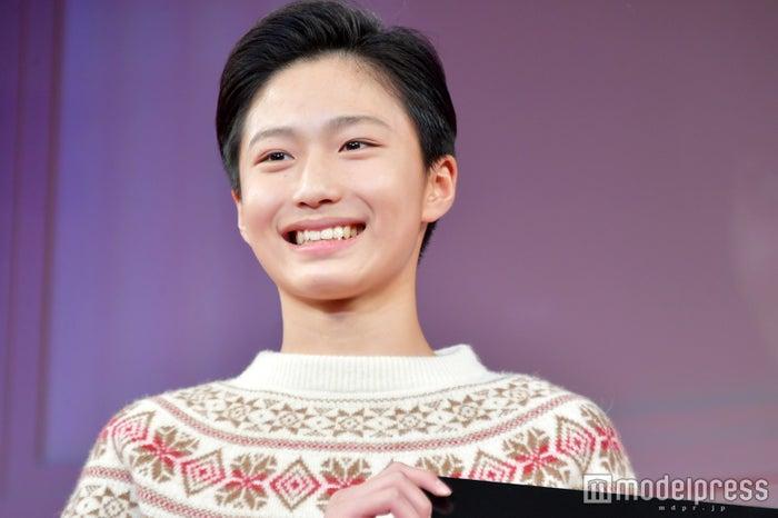 審査員特別賞の佳山悠我さん (C)モデルプレス