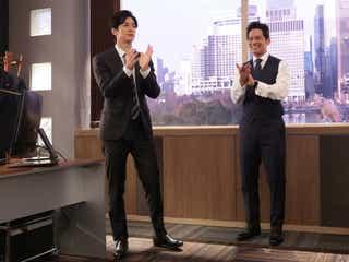"""織田裕二&Hey! Say! JUMP中島裕翔「SUITS/スーツ2」クランクイン """"最強バディ""""が始動"""
