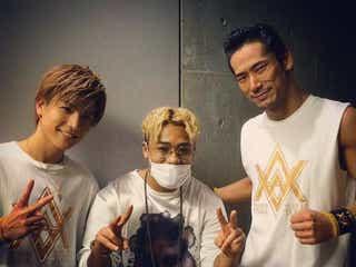岩田剛典(EXILE/三代目JSB)が、EXILEドームツアー札幌公演に、ELLYが応援に駆けつたことを明かす