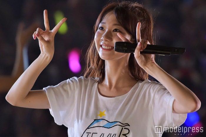 柏木由紀「AKB48単独コンサート~ジャーバージャって何?~」昼公演 (C)モデルプレス