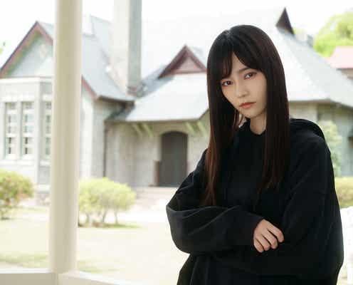 島崎遥香、素性を一切明かさない匿名アイドルに AKB48卒業後初のドラマ発PV公開<IP~サイバー捜査班>