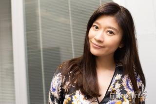 篠原涼子、スタイルキープの秘訣がストイック 念願叶った抜擢の舞台裏明かす<インタビュー>