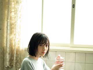 欅坂46森田ひかる、輝く美少女ぶり 可憐に魅了