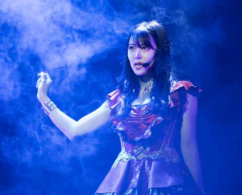 NMB48白間美瑠、有観客でソロコン開催「卒業しても歌って踊ることを続けていきたい」<セットリスト>