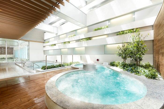 泉天空の湯 有明ガーデン/画像提供:住友不動産