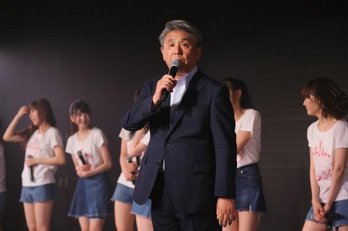 今村悦朗劇場支配人(C)AKS