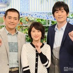 新「あさイチ」博多華丸・大吉、初回終了の思い V6井ノ原快彦の力量を実感
