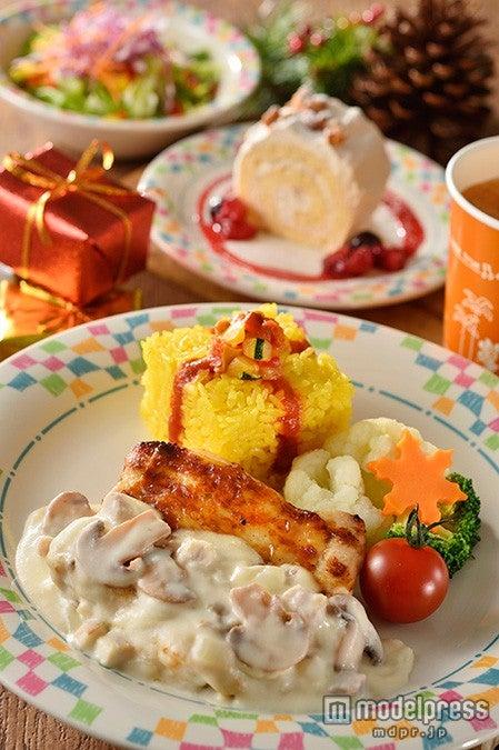 TDL「グランマ・サラのキッチン」スペシャルセット(¥1580)(C)Disney