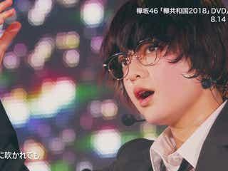 欅坂46「欅共和国2018」ダイジェスト映像&ジャケット写真公開