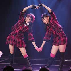 「制服の芽」木崎ゆりあSKE48劇場最終公演より(C)AKS