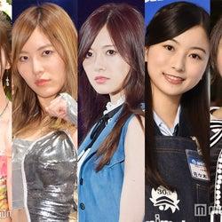 「女性アイドル顔だけ総選挙」結果発表!AKB48、乃木坂46、欅坂46入り乱れる