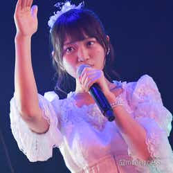 「蜃気楼」稲垣香織/AKB48柏木由紀「アイドル修業中」公演(C)モデルプレス