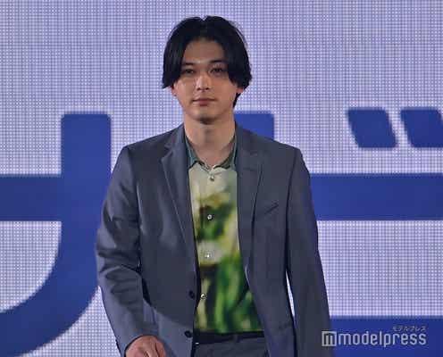 吉沢亮、2年ぶり「TGC」カムバック「青天を衝け」今後の見どころ語る<TGC2021A/W>
