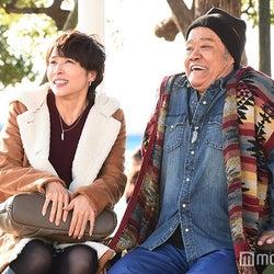 水野美紀。西田敏行「家族ノカタチ」第2話場面カット/画像提供:TBS