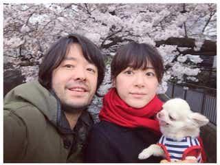 上野樹里、久々の夫婦ショット公開に反響「待ってました」「憧れの2人」