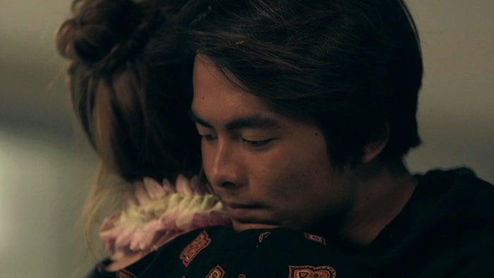 仁希、魁『TERRACE HOUSE ALOHA STATE』25th WEEK(C)フジテレビ/イースト・エンタテインメント