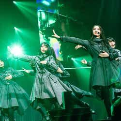 「欅坂46 3rd YEAR ANNIVERSARY LIVE」/撮影:上山陽介