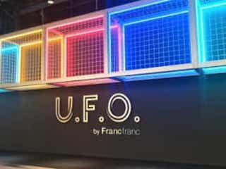 【本日オープン】『LINKS UMEDA』にワクワクする新ショップ『U.F.O. by Francfranc』が登場【ニトリも梅田初出店】