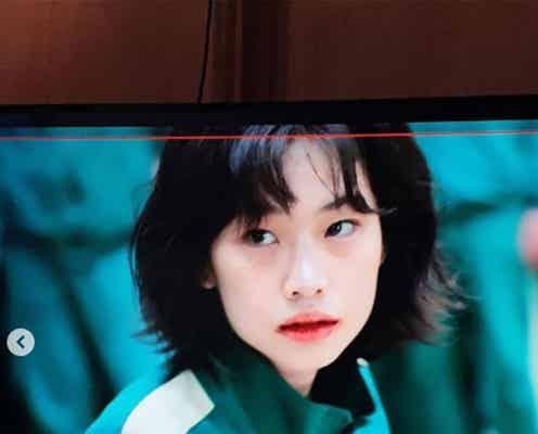 「イカゲーム」セビョク役チョン・ホヨン、演技初挑戦にして圧倒的存在感 世界的モデルが鮮烈女優デビュー<プロフィール>