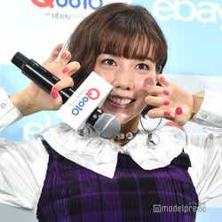 モデルプレス - 仲里依紗、新たな小顔ポーズを提案「もう虫歯じゃない」