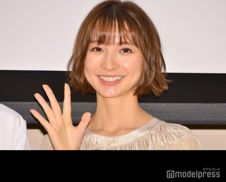 篠田麻里子、第1子出産を発表