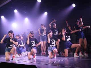 NGT48「2ki」だけで初劇場公演 涙を流すメンバーも<セットリスト>