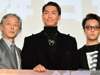 "EXILE AKIRAに""カツラ疑惑""?TAKAHIROも証言<HiGH&LOW>"