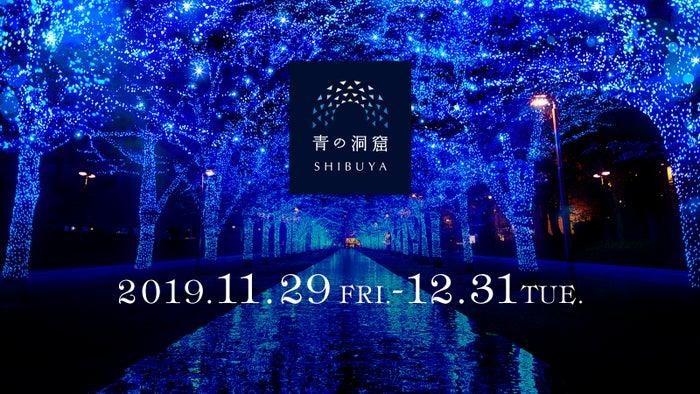 青の洞窟 SHIBUYA/画像提供:『青の洞窟 SHIBUYA』実行委員会