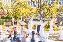 Niki&松本愛&加藤雛、韓国初の統合型リゾート「パラダイスシティ」で最先端の女子旅体験