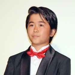 """鈴木福、雰囲気がガラリと変わった""""チャラ男""""スタイル公開「普段とのギャップに…」「似合います」"""