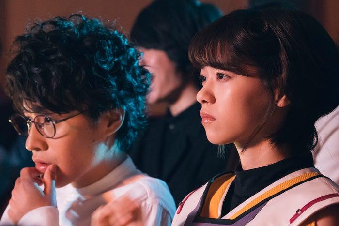 富田健太郎、西野七瀬/「電影少女」第6話より(C)「電影少女2018」製作委員会