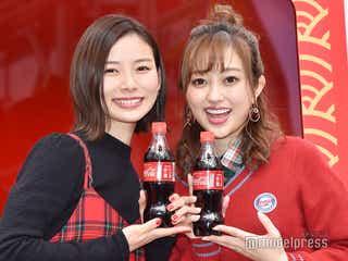 菊地亜美は「10年前より可愛い」 元アイドリング!!!同期・朝日奈央と共演