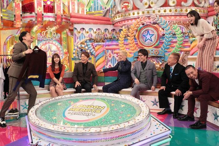 番組の様子(写真提供:テレビ朝日)