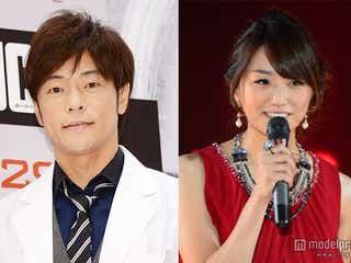 陣内智則、フジ松村未央アナとのラブラブ新婚生活「智くんが一番面白い」に照れる